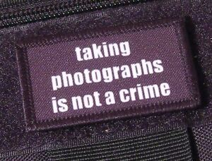 Taking-Photographs-is-not-a-crime-sew-on-patch-camera-photography-interest