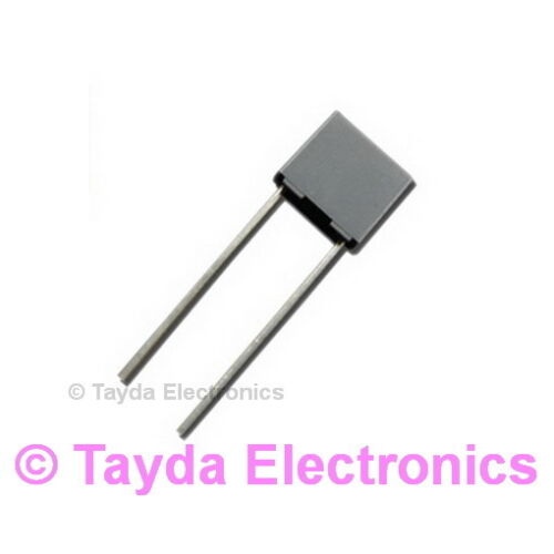 10 x 8.2nF 0.0082uF 100V 5/% Polyester Film Box Type Capacitor FREE SHIPPING