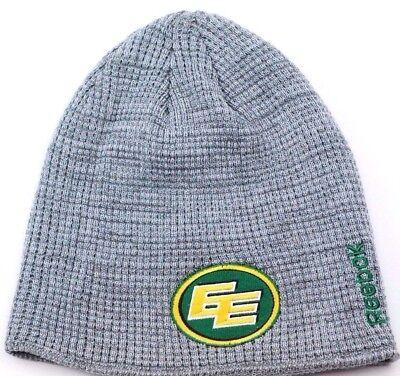 Edmonton Eskimos Reebok Canadian Football League CFL Winter Hat//Beanie//Toque