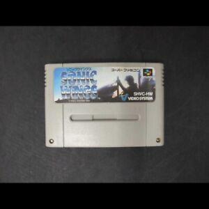 Super-Famicom-SONIC-WINGS-japanese-SFC-SNES-Nintendo-Japan-Game-Soft-Import-F-S