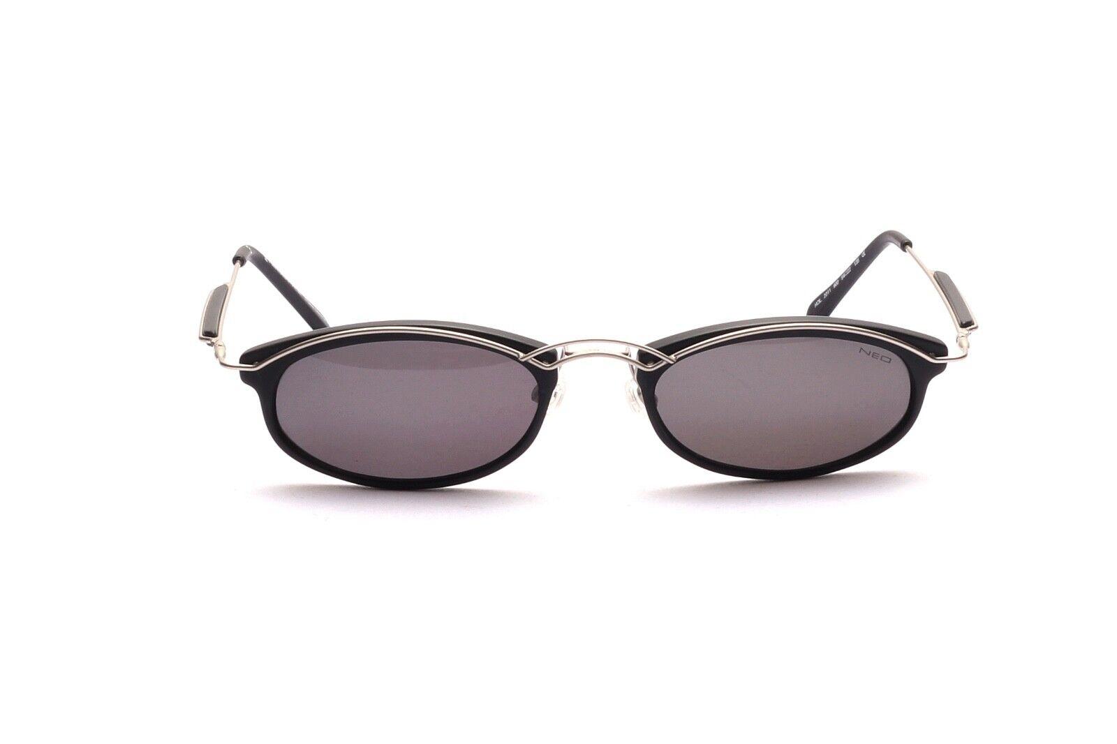 Schwarze Sonnenbrille von NEOSTYLE, Mod. HOL 2011 Made Made Made in Germany 54-22mm D5  | Bestellungen Sind Willkommen  6be2b3