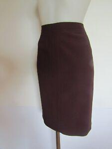 Luxus-Rock-HUGO-BOSS-Gr-40-Name-Vuriona-so-edler-Pencil-Skirt