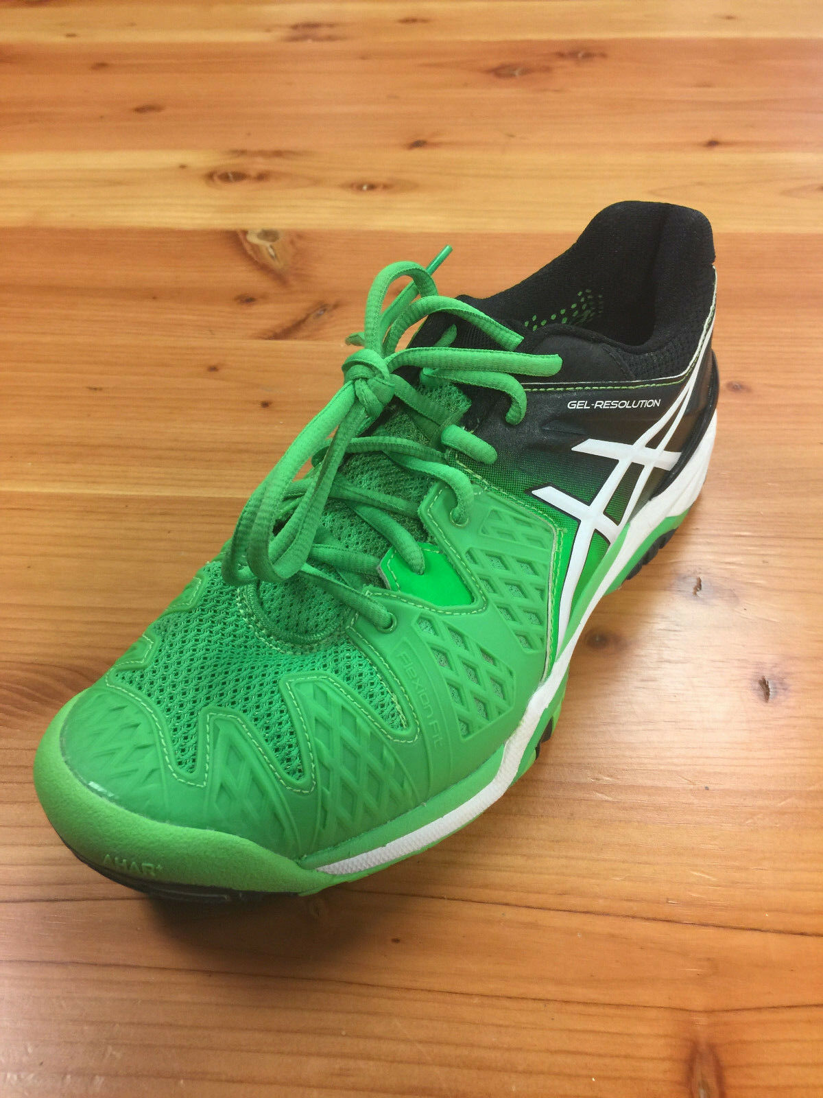 Para Hombre Zapatos Asics Gel-resolución 6 Seminuevo Tenis Tamaño del zapato 6.5