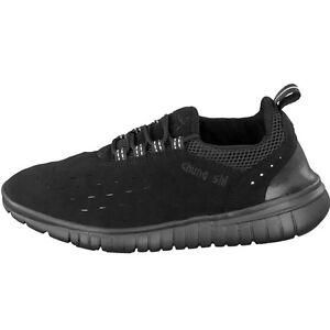 Chung Shi Duflex Entraîneur Duxfree Chaussures Men Sneaker Chaussures De Course Black 8800010-afficher Le Titre D'origine