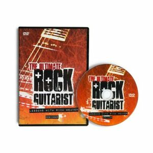 the ultimate rock guitarist lindo dvd lessons to learn beginner electric guitar 5060244175921. Black Bedroom Furniture Sets. Home Design Ideas