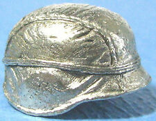 game part US Marines Monopoly helmet metal token pawn pewter mover miniature