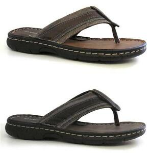 MENS-SUMMER-SANDALS-NEW-BOYS-CASUAL-WALKING-FAUX-LEATHER-MULES-BEACH-SHOES-SIZE