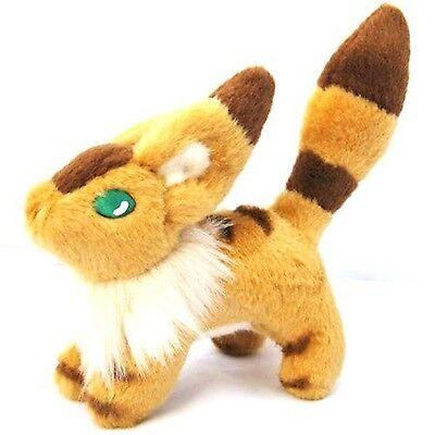 "Studio Ghibli totoro Laputa: Castle in the Sky Teto Fox 14"" Stuffed Doll Toy"