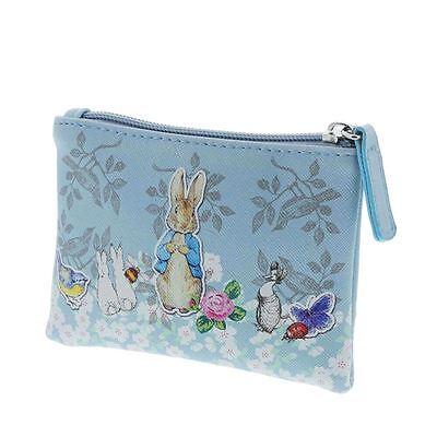 2019 Nuovo Stile Beatrix Potter Peter Rabbit Borsetta - Vintage Peter Rabbit Blu Portamonete