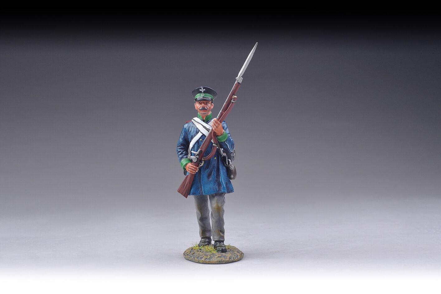 THOMAS GUNN NAP037B - Advancing Westphalians - Napoleonic