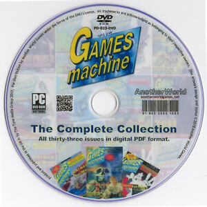 THE-GAMES-MACHINE-UK-MAGAZINE-Full-Collection-on-Disk-AMIGA-ATARI-ST-AMSTRAD-C64