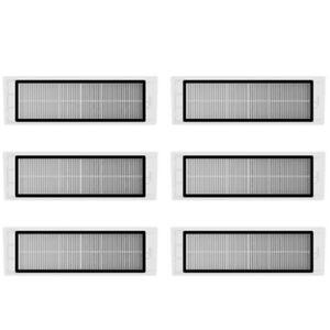 Lavables HEPA filtros de para Xiaomi vacuum 2 para roborock s50 s5 Max ersatztei s6
