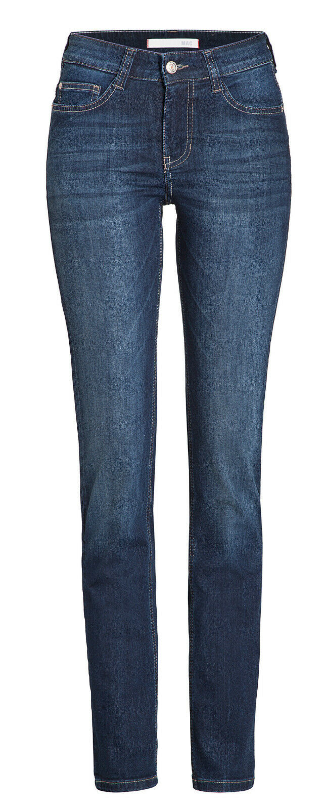 MAC Damen Jeans Angela 5240 NEU new basic wash D845 Alle Größen Längen
