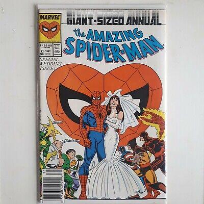 Amazing Spider-Man Wedding Annual #21 International Turkish Edition