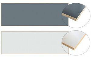 ikea bergsten arbeitsplatte beidseitig verwendbar grau oder wei 186cm x 63 5cm ebay. Black Bedroom Furniture Sets. Home Design Ideas