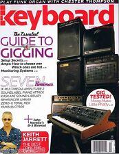 2006 Keyboard Magazine Reviews Moog Little Phatty, Behringer UMX49, Yamaha CP300