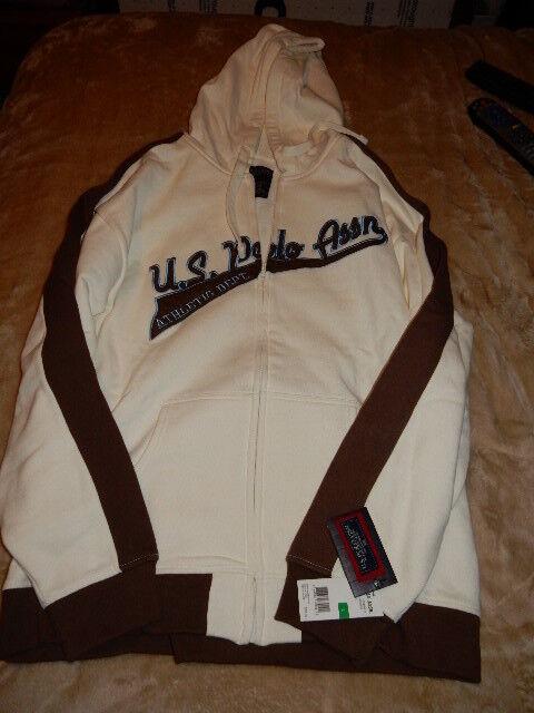 U.S. Polo Assn. Authentic Goods Zip Sweatshirt