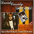 David Cassidy - Home Is Where the Heart Is/Getting' It in the Street (2012)