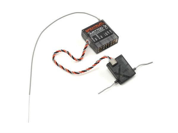 Spektrum Ricevitore di serie con PPM, SRXL, remote RX