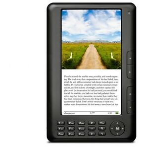 Ematic-7-034-LCD-Color-eBook-Reader-with-Kobo-MP3-amp-Video-Player-EB106-Black