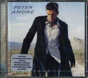 PETER-ANDRE-Time-CD
