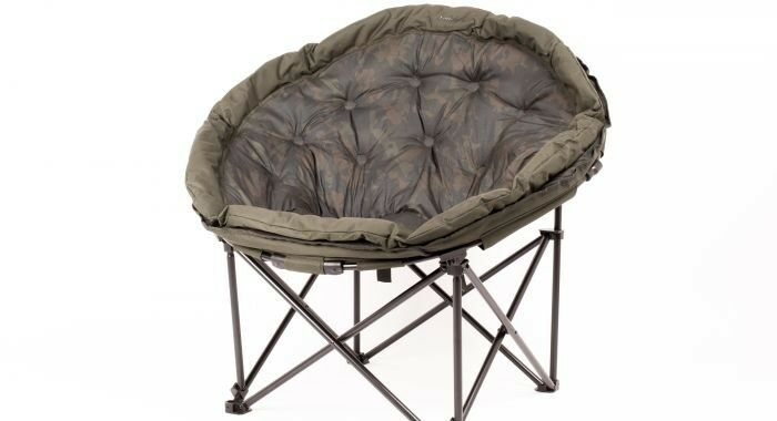 Nash Indulgence NEW V2 Moon Chair NEW Indulgence Carp Fishing Tub Camping Chair - T9754 731d3c