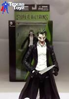 Dc Comics 52 Joker Trenchcoat Action Figure 7in. Dc Direct =live= In Stock on sale