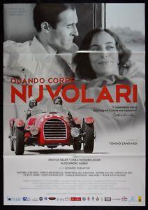 Manifesto-Cuando-Corre-Nuvolari-Tazio-Car-Race-Alfa-Romeo-Ferrari-Pelicula-M169