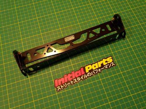 BLACK JDM Number Plate Bracket Mount Tilt JAPAN DRIFT ep3 S14 DC3 UNIVERSAL
