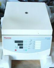 Thermo Scientific Iec Cl30 11210905 Centrifuge 120v 6500rpm Max Density 12