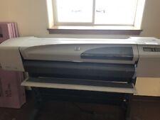 Hp Designjet 500 42 Large Format Cad Inkjet Plotter Printer C7770b