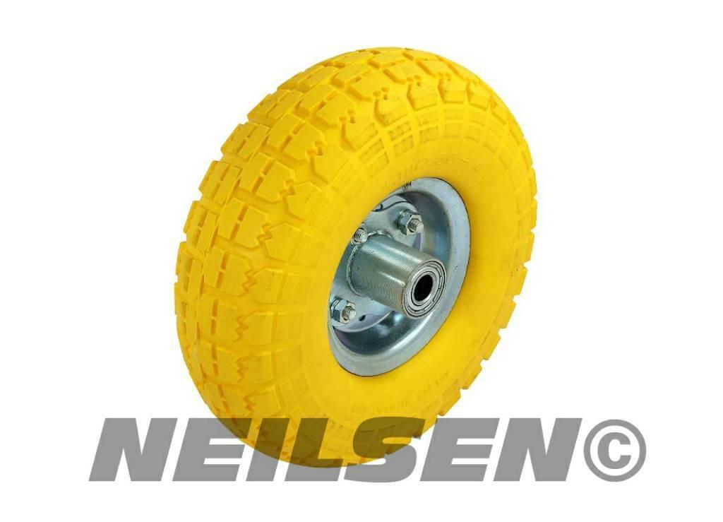 1x sac camion pneu roue pneus de remplacement camion pneus roue solides barrow trolley panier de remorquage 002cea