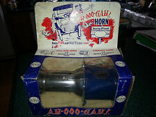 NEW OLD FACTORY STOCK HUTCHINS 12 & 6 VOLT VERSIONS IN STOCK  AHOOGAH HORN
