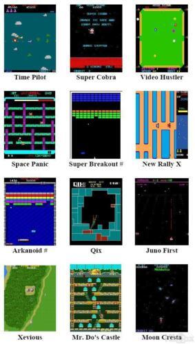 """G-208 Classic Arcade Retro Cocktail Tisch Video Spielautomat 15/"""" LCD Bildschirm"""