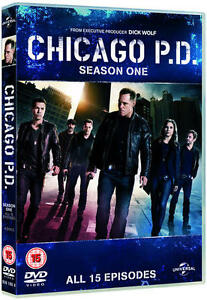 Chicago P.D.: Season 1 [DVD] 5053083018603