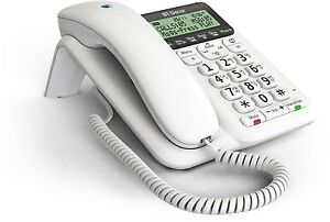 NEW-TELSTRA-Guardian-302-HOME-PHONE-ANS-MACHINE-BIG-NUMBERS-HEARING-AID-COMPATIB