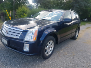 2006 Cadillac SRX Fully Loaded
