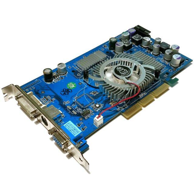ASUS GEFORCE FX5600 V9560VS (AGP) DRIVER