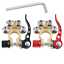 thumbnail 5 - 2x Car Battery Quick Release Clamp Joint Battery Pile Head Brass Clamp Terminal