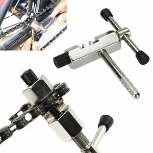 1* Bike Chain Splitter Tool Breaker Pin Remove Rivet Replace Puller Y0T0