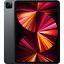 """thumbnail 1 - Apple 11"""" iPad Pro M1 3rd Gen 256GB Space Gray MHQU3LL/A WiFi 2021 Model"""