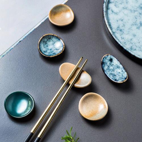 Chopstick Holder Ceramic Stand Spoon Fork Rest Tableware Home Kitchen Rack Decor