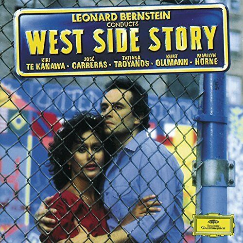 1 of 1 - Bernstein: West Side Story -  CD N5VG The Cheap Fast Free Post
