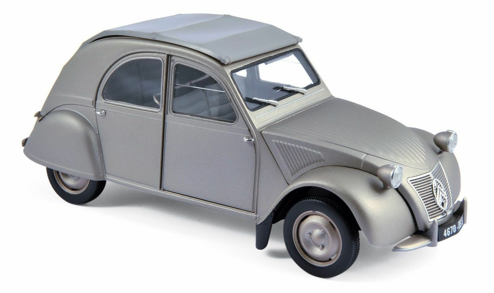 NOREV 1 18 1950 CITROEN 2CV A DIECAST CAR MODEL 181497GRY