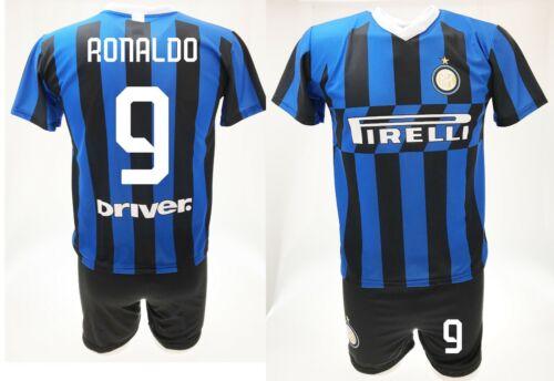 Shorts Offizielle Set 2019 Phänomen 9 Trikot Ronaldo Inter 2020