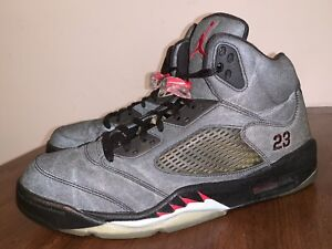premium selection 5003c 977ae Details about Nike Air Jordan Retro 5 DMP Raging Bull 3M Size 12.5 100%  Authentic
