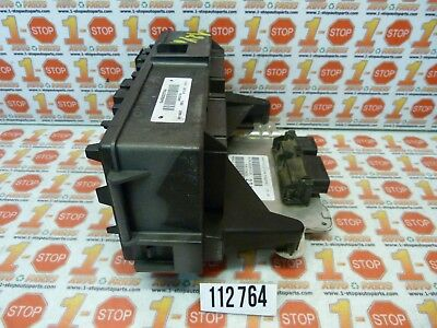 09 dodge durango tipm power distribution center fuse box module 04692227aa  oem