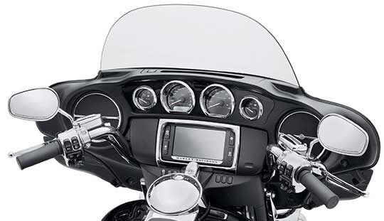 Harley Original touring INNER FAIRING TRIM KIT ULTRA ELECTRA STREETGLIDE FLHX