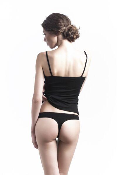 Uniconf 4-er Damen Unterwäsche Unterhosen Sexy Tanga Slips Strings mit Spitze
