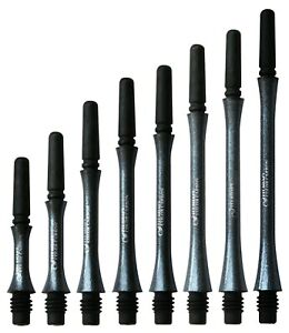 COSMO-DART-SHAFTS-CARBON-SLIM-SPINNING-PEARL-BLACK-SET-OF-4